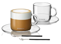 VERTUO CAPPUCCINO x 2 (CUP & SPOON)