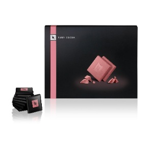 RUBY CHOCOLATE SQUARE